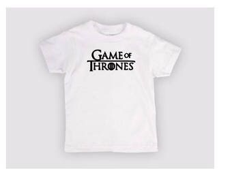 GOT Game of Thrones GOT Kids Toddler Children T Shirt Many Sizes Colors Custom Horror Halloween Merch Massacre