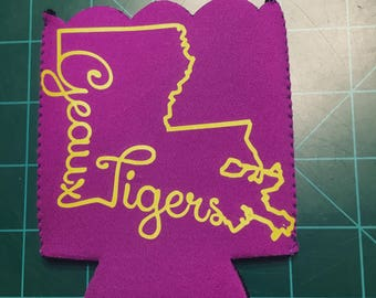 LSU Insulated Beverage Holder