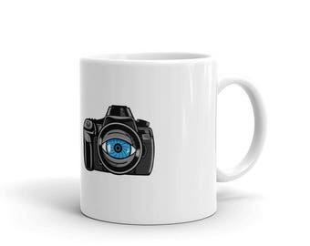 Eye Capture You Mug
