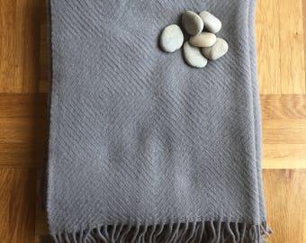 gray throw blanket sofa throws blanket wool throw bedspread wool blanket