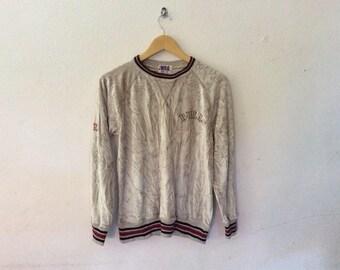 Vintage NBA Chicago Bull Velvet Sweatshirt