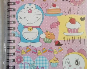 Doraemon medium notepad binder