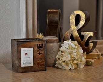 RustWick Soy Candles