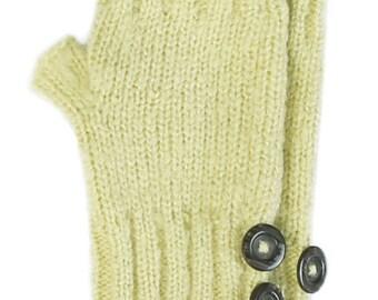 Gloves hand made