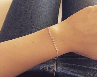 The Petite Dainty Chain Bracelet