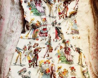 Limited print Tunic dress, little girl dress, calaver dress, toddler dress