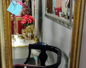 "Beautiful Ornate Mirror 20""x24"""