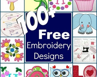 1000+ Embroidery Files Download - 95% OFF -Summer Deal - Digital Download