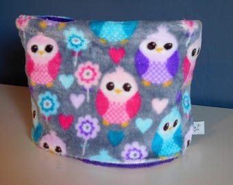 Collar, soft neck for girls 2 to 5 years.