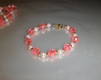Pearl Drops bracelets - Part 2