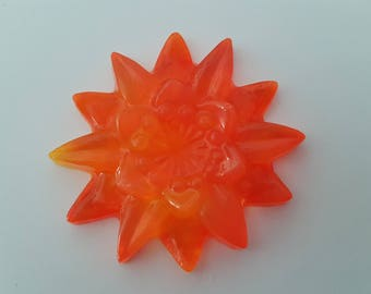 flower shaped SOAP