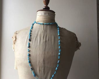 1920s venetian glass necklace