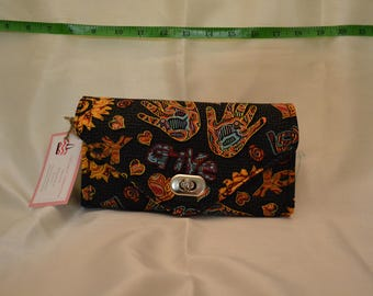 NCW (Necessary Clutch Wallet) in fabric