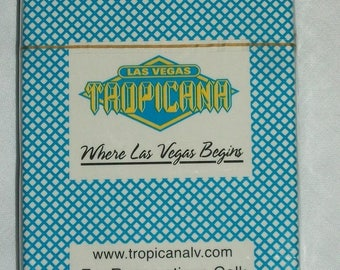 Two-decks-Playing-Cards-Unopened-Las-Vegas-Tropicana-Casino
