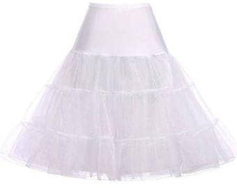 Underskirt 50s Swing wedding Petticoat