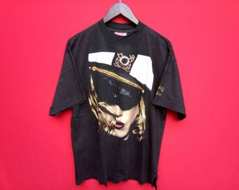 vintage Madonna large mens t shirt