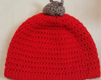 Crocheted Ornament Hat