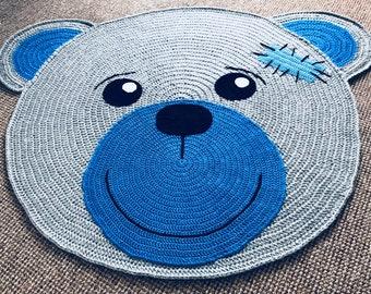 Bear Mat Rug