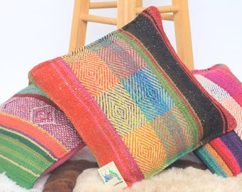 Peruvian Sheep wool Cushion Cover