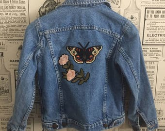 Gucci-inspired Embroidered Jacket