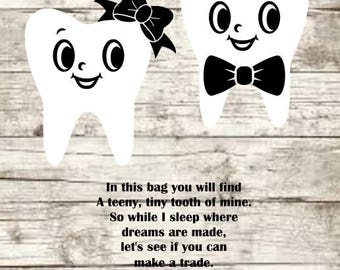 Tooth Fairy SVG NEW
