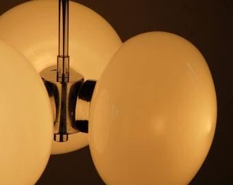 1950's ART DECO pendant lamp / suspension