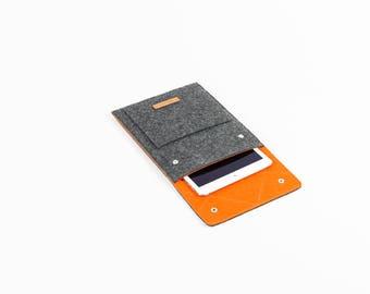 Tablet bag, tablet case, tablet cover, e-book reader case, MacBook, Apple, Samsung, sizes XS-S-M-L-XL [Enno size S]