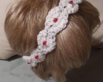 Shell Headband Adult Size