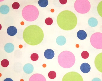 Large multi colored dots by Brother Sister Design Studio