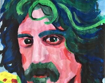 Frank Zappa Etsy