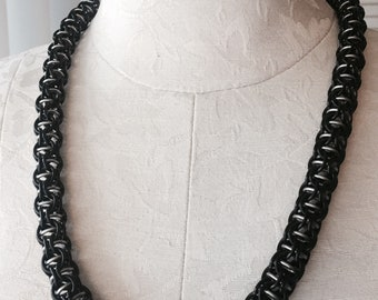 Thick Chainmaille Necklace