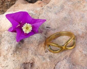 Infinite ring / infinity ring