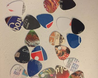5 Guitar Picks