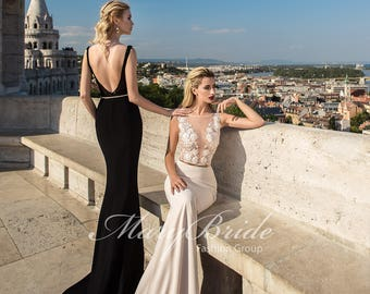 Budapest- Evening dress V-051