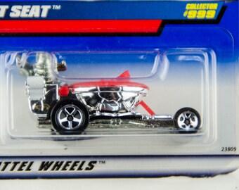 Free Hot Wheels Hot Seat #999 1/64 Scale Diecast Car