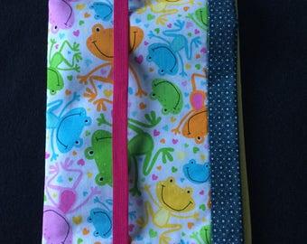 Baby diaper bag Frogger