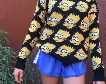 BART SIMPSON SWEATER