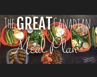 The Great Canadian Meal Plan