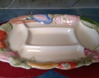 Vintage Vegetable Platter