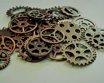 Bronze Gears & Cogs