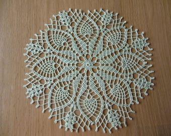 "Doily crochet ""Longan"""