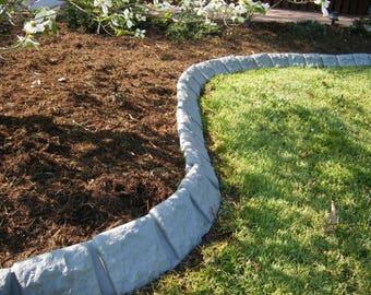 Decorative Stone Edge Landscape Edging - 20' Sandstone
