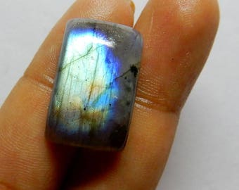 Amazing Quality Natural Labradorite 20x13x6 MM Size Octagon Shape 17.40ct AAA++ Quality Smooth Polished Multi Flash For Jewellery #L10