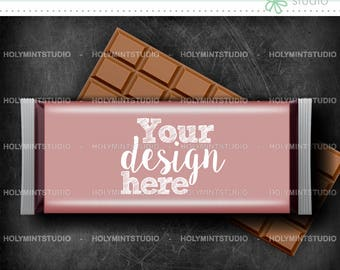 Candy Bar Template, Candy Bar Mockup, Chocolate Bar Mockup, Chocolate Wrapper Template, Chocolate Bar Mockup, Candy Bar Template, Template