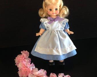 "1960s Horsman Doll, 11"" tall"