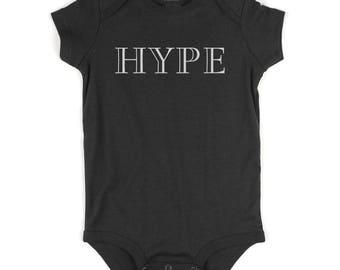 Kids Streetwear Hype Infant Onesie Bodysuit