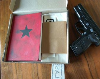 Winter Soldier Codebook Kit: 40 photos, +codewords, +blueprints, the story of Bucky Barnes