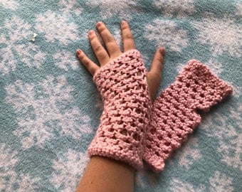 Handmade gloves
