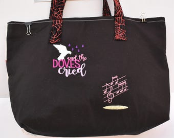 and the doves cried, Prince Memorial - Shopping Bag