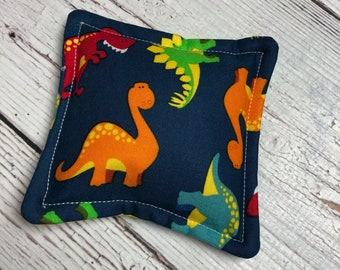 Blue Dinosaur Boo Boo Bag
